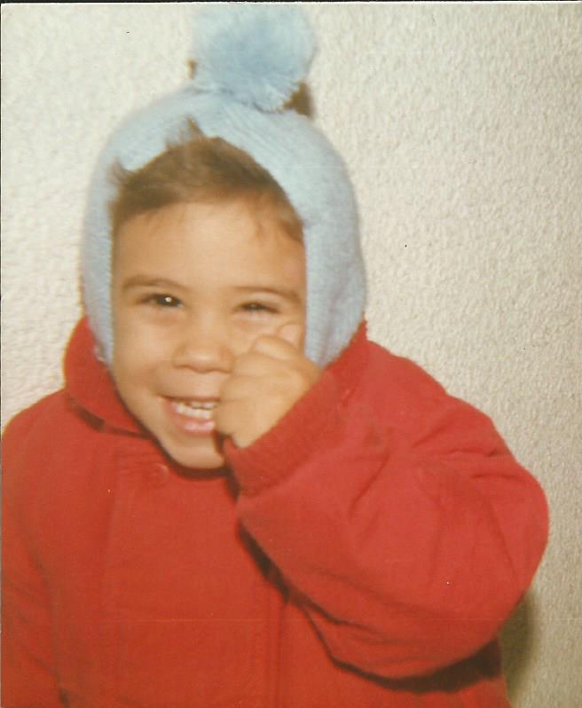 Antonio - niño