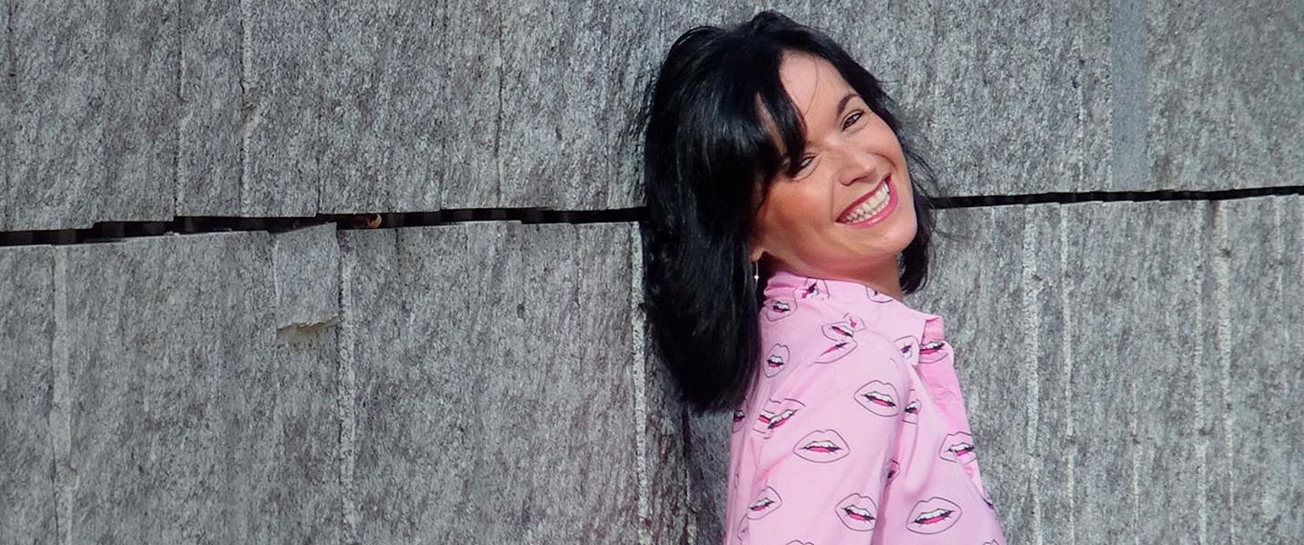 Carlota Galván: La vida es reír y seguir soñando